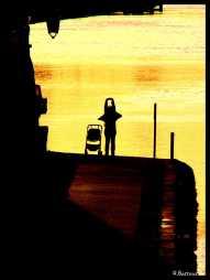 etirements-au-coucher-de-soleil