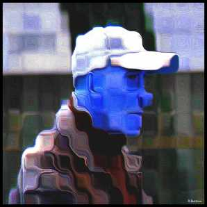 man-in-blue