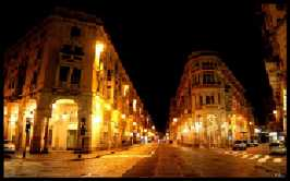 turin-centre-by-night