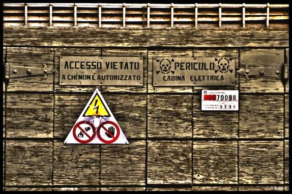 Accesso vietato