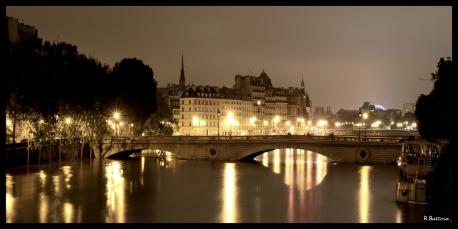 Crue 2016 Pont Louis Philippe