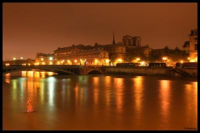 Crue 2016 Pont Notre-Dame