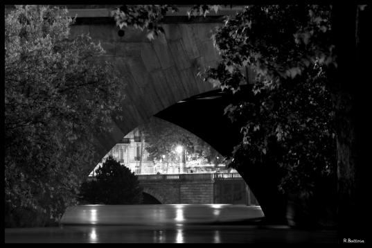 Crue pont et pont