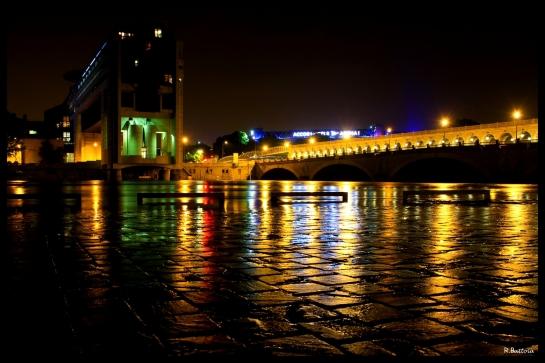 Décrue pont de Bercy 3