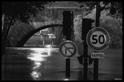 Ponts et panneaux