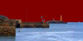 Sortie de port